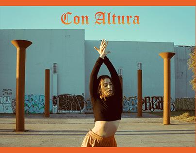 ph ☻ Lara - Con Altura / Videoclip