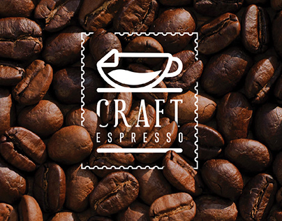 Craft Espresso branding