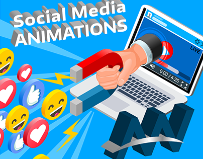 AAW Group Social Media Animations