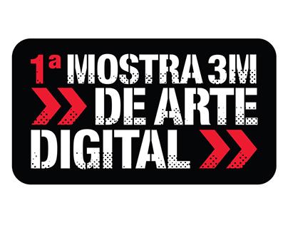 Curadoria & Catálogo 1a Mostra 3M de Arte Digital
