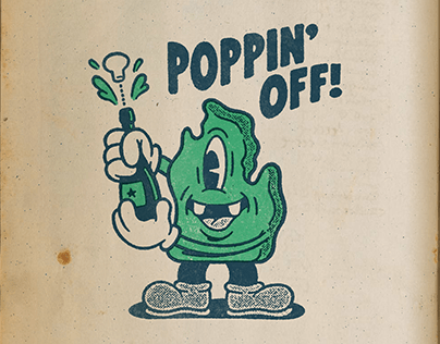 Poppin' Off!