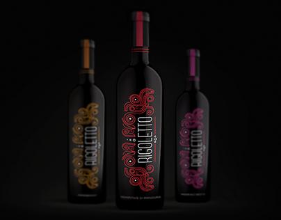 Rigoletto - Italian Food Brand Design
