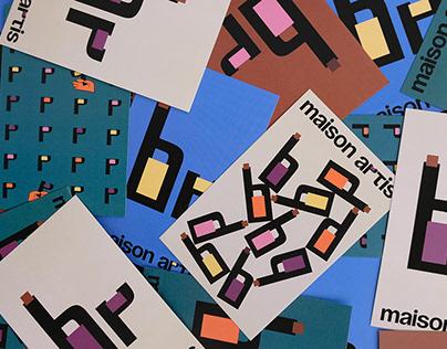 Maison Artis - Brand Identity