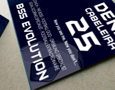 BSS Evolution - Business Card