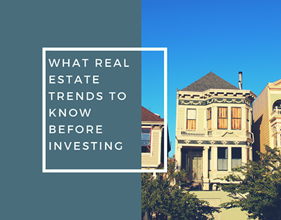 James Kassouf | Real Estate Trends to Know