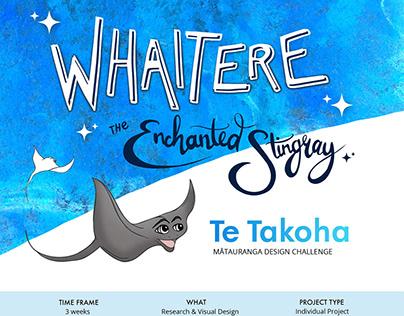 Takoha - Illustrated Book Concept