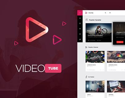 VTube - Video Share Platform
