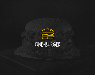 One Burger - Logo