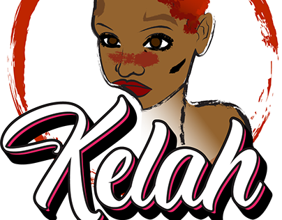 Kunta Kelah Logo illustration