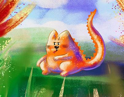 Speed paint illustration :)