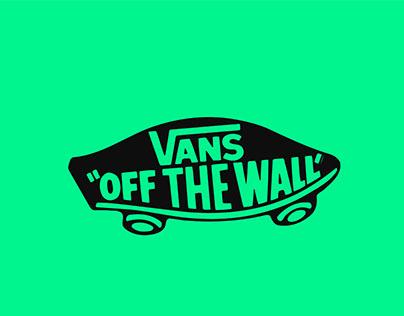 Hating Board - Vans