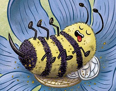 Blissful Bumblebee