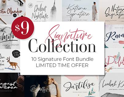 Signature Collection Bundle