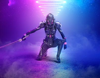 The Artwork Of Abner - Fiction Cyborg