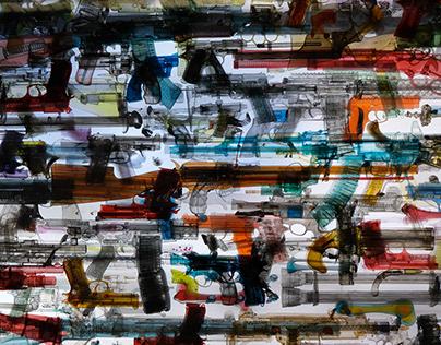 AK-47 IN ART!?