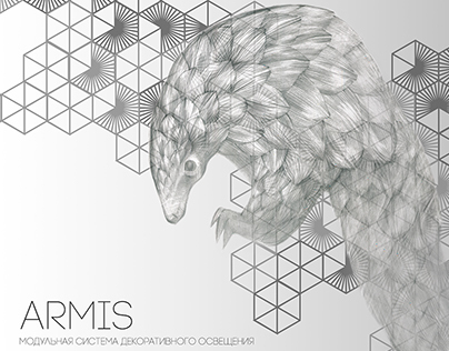 """Модульная система освещения """"Armis"""""""