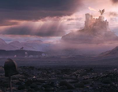 The Last Dragon Hunter