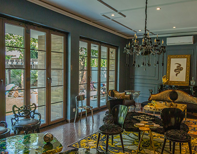 Architectural Documentation | Private Residence | NKDS