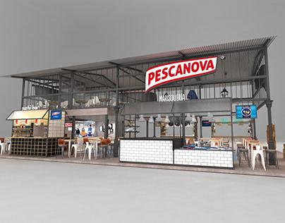 PESCANOVA STREET MARKET CONXEMAR 2018