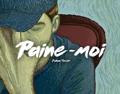PAINE-MOI Van Gogh style