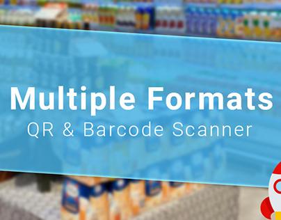 qr/barcode scanner screenshots