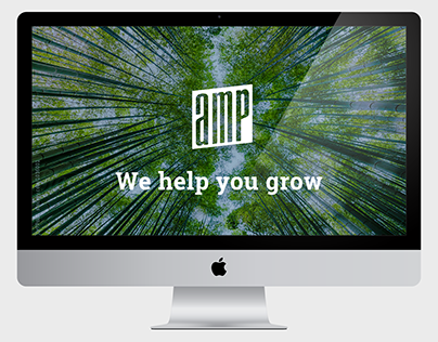 Grow With AMP Website