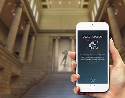 Time Bandit: UX & Mobile UI