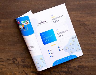 Brochure Diseño Grafico de Digital Buho