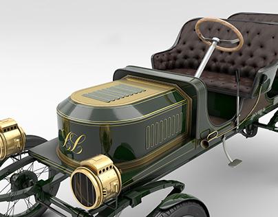 Electric Car Design - Runabout