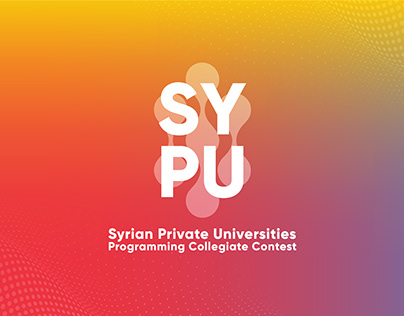 SYPUCPC   Brand Visual Identity