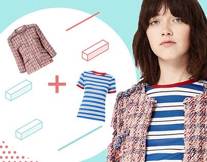 Wechat微信公众号 Fashion