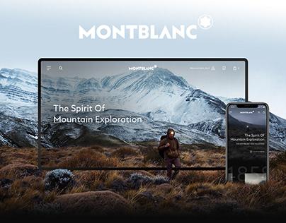 Montblanc 2019 Campaign