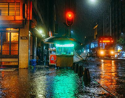 Cinematic Nights (Mexico City 2021)