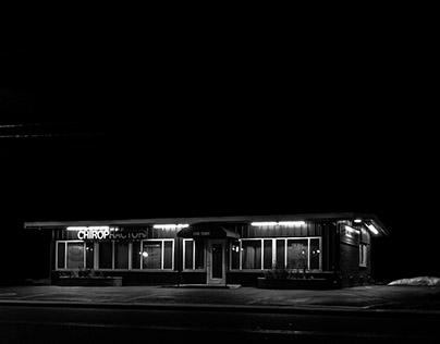Night Scene Series
