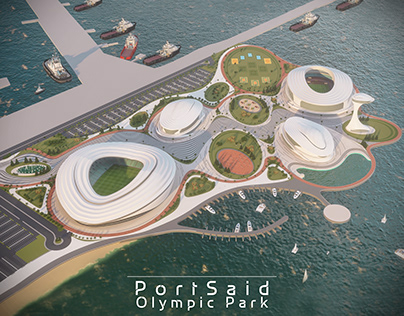 PortSaid Olympic Park.