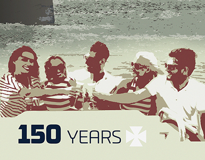 DFDS150th anniversaryCompetition Poster
