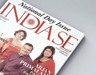 India Se- Publication Design