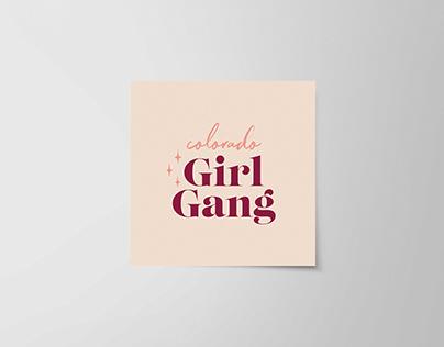 Colorado Girl Gang Facebook Group Logo