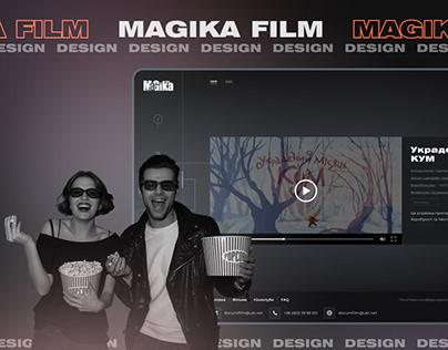 UI/UX Design for a Documentary Film Portal