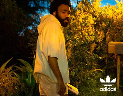 Adidas & Donald Glover
