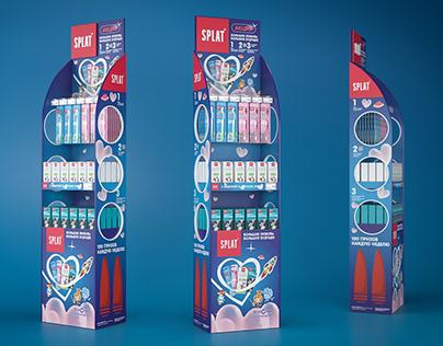 Toothpaste SPLAT POSm