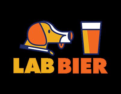 Lab Bier Branding