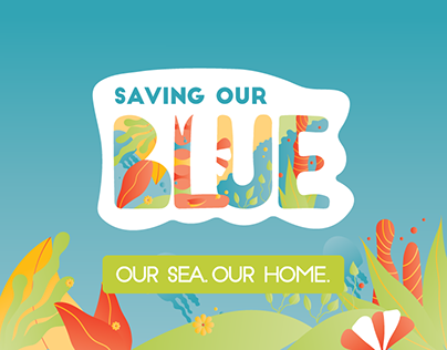 Saving Our Blue Campaign