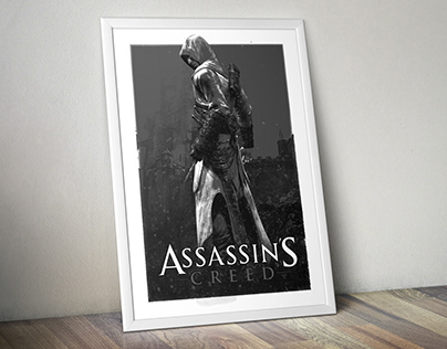 Assassin's Creed - A view to the past - Poster Series