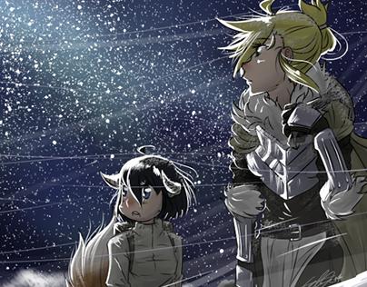 Deep Winter's Pass