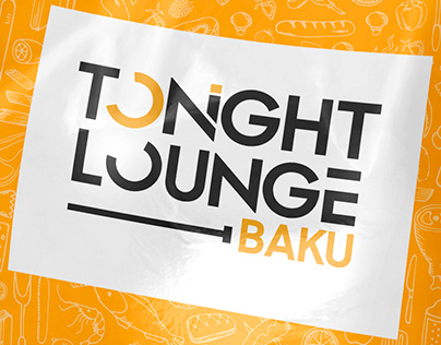 Branding - Tonight Lounge Baku