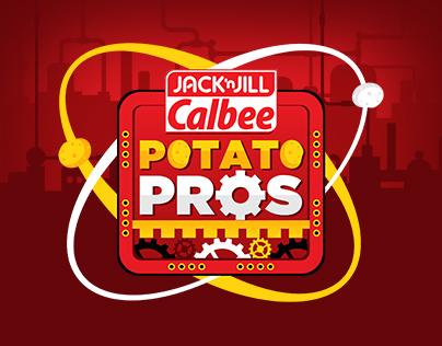 Jack'nJill Calbee: Potato Pros