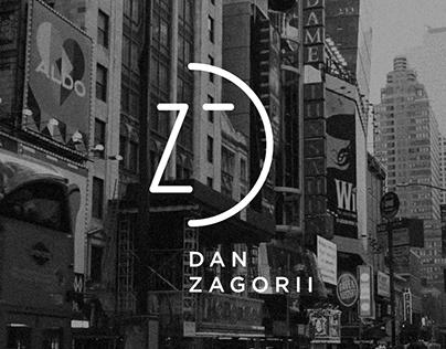 Dan Zagorii _ brand identity