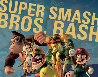 Super Smash Bros. 4 Tournament Posters