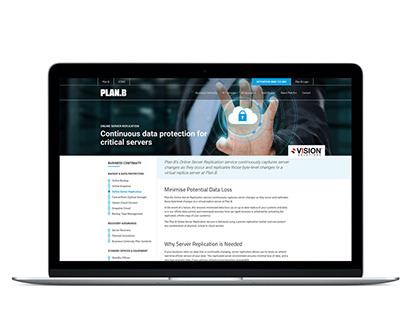Plan B Website Design